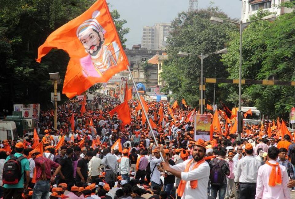 Maratha agitation,Maratha,Shivaji