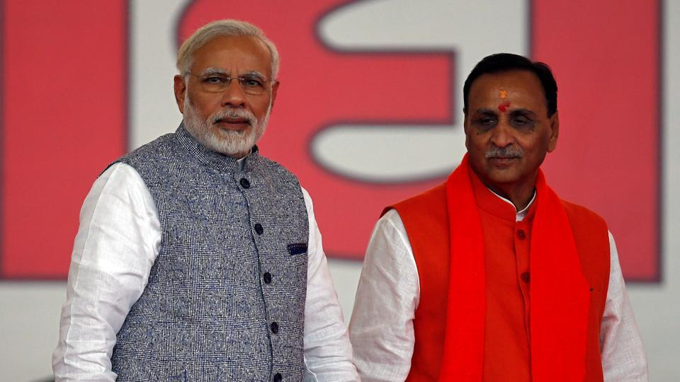 Vijay Rupani,Gujarat Council of Ministers,Vijay Rupani new Cabinet