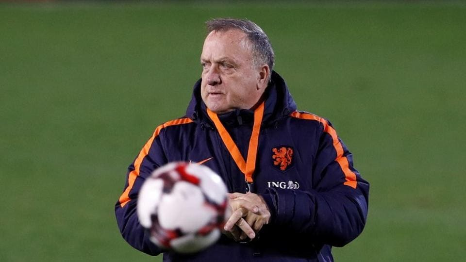 Dick Advocaat,Sparta Rotterdam,Netherlands national football team