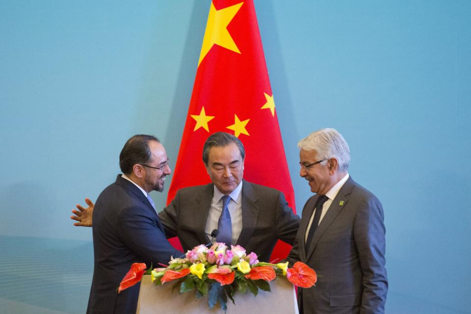 China-Pakistan Economic Corridor,Chinese foreign minister Wang Yi,Belt and Road Initiative