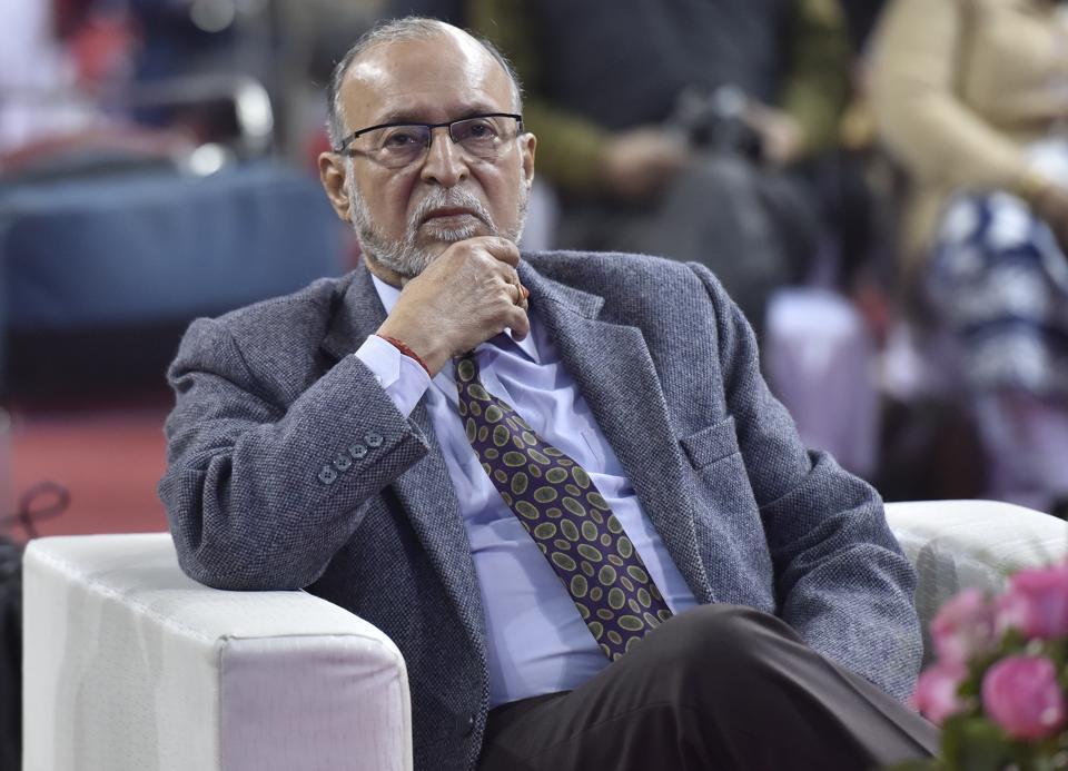 Lieutenant Governor of Delhi Anil Baijal