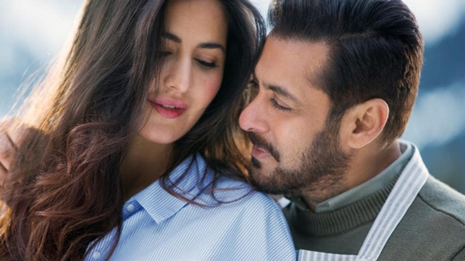 A handout photo from the film Tiger Zinda Hai.