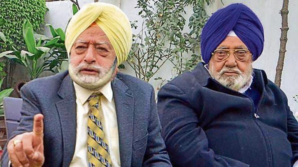 Chief Khalsa Diwan,Prof Hari Singh,Akal Takht