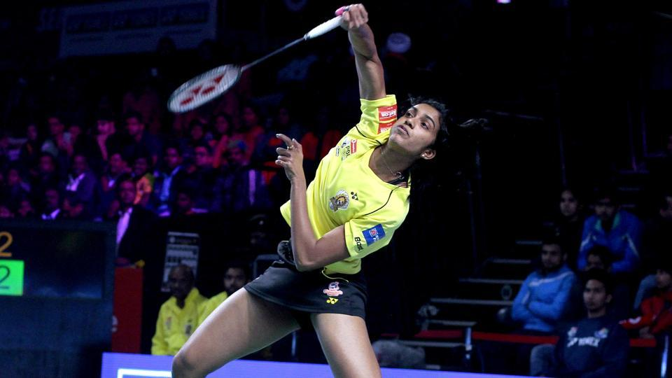 Premier Badminton League,PVSindhu,Chennai Smashers