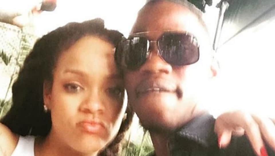 Rihanna's cousin was walking through a track in the St Michael's area of Barbados around 7 pm on Tuesday night when he was approached by a man and shot several times.