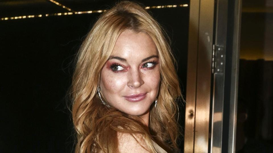 Lindsay Lohan posted a video to Instagram on October 10, 2017, defending fired movie mogul Harvey Weinstein.