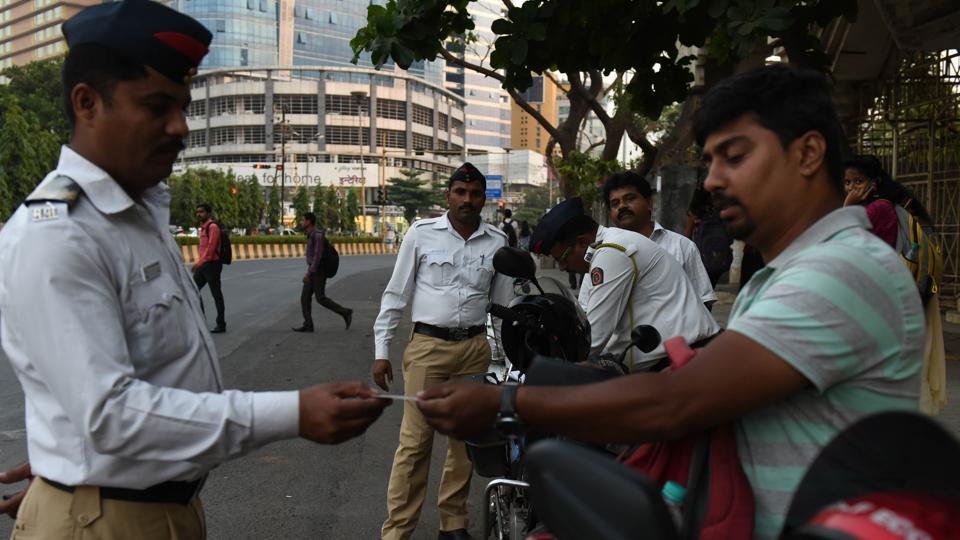 Mumbai,Bombay,breathalyser