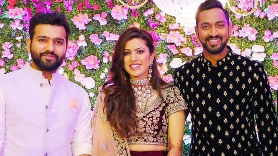 After Virat Kohli Krunal Pandya S Star Studded Wedding Ceremony