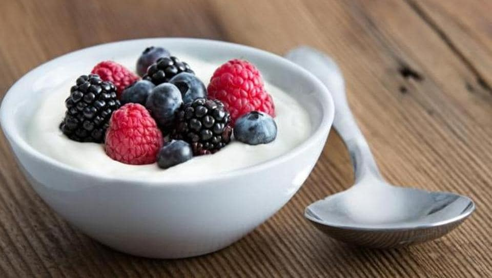 Yogurt is a rich source of probiotics.