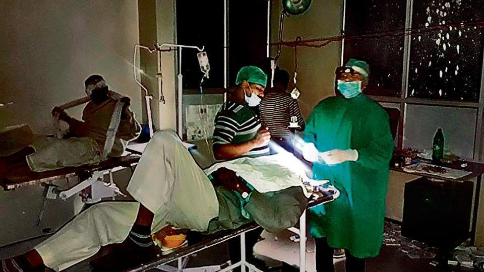 The incident had prompted the authorities to transfer the chief medical officer (CMO) Rajendra Prasad and suspend PHC superintendent Dr Dinesh Dass for negligence and violation of norms.