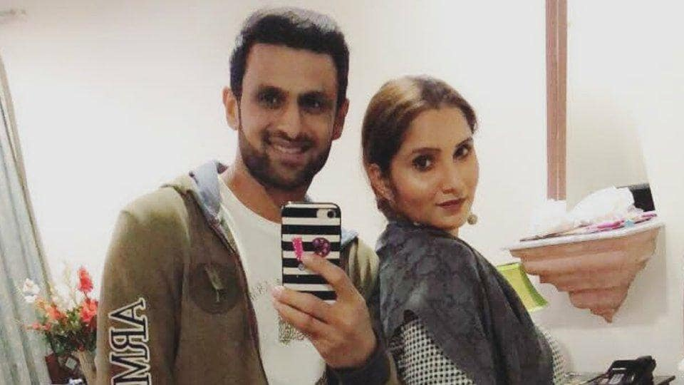 Sania Mirza was recently photographed spending some quality time with husband and Pakistan cricket team member Shoaib Malik in Lahore.