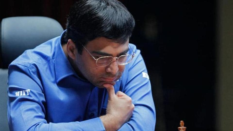 Viswanathan Anand wins World Rapid Chess Championship
