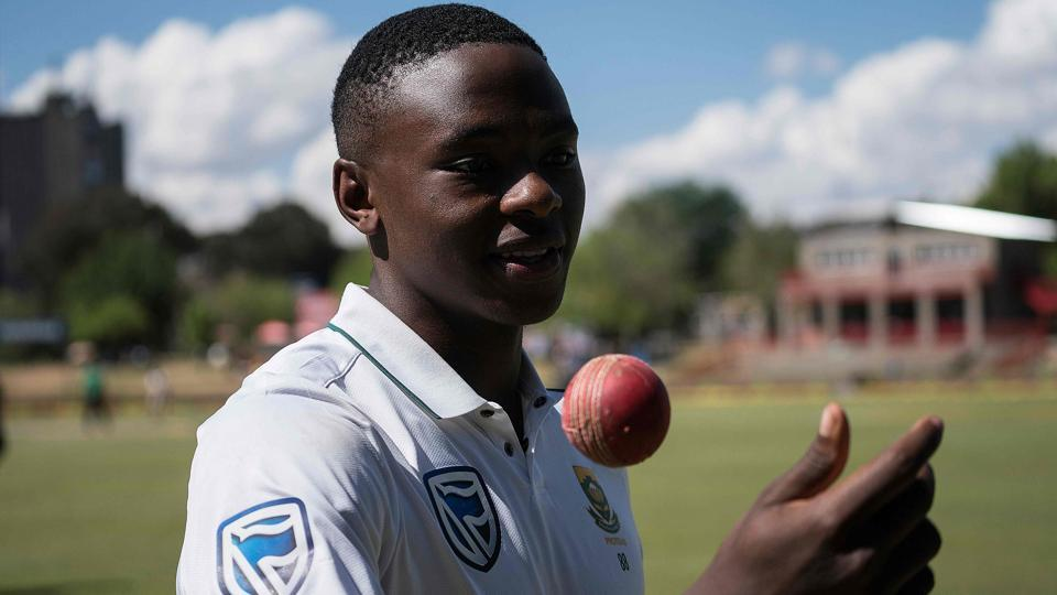 At the tender age of 22, South Africa bowler Kagiso Rabada has already played 23 Test matches.