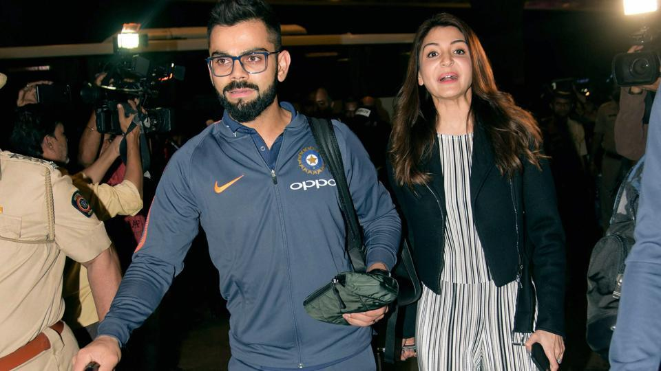 Virat Kohli married Bollywood actress Anushka Sharma on December 11 in Italy and held two wedding receptions on December 21 & 26 in New Delhi and Mumbai respectively. (PTI)