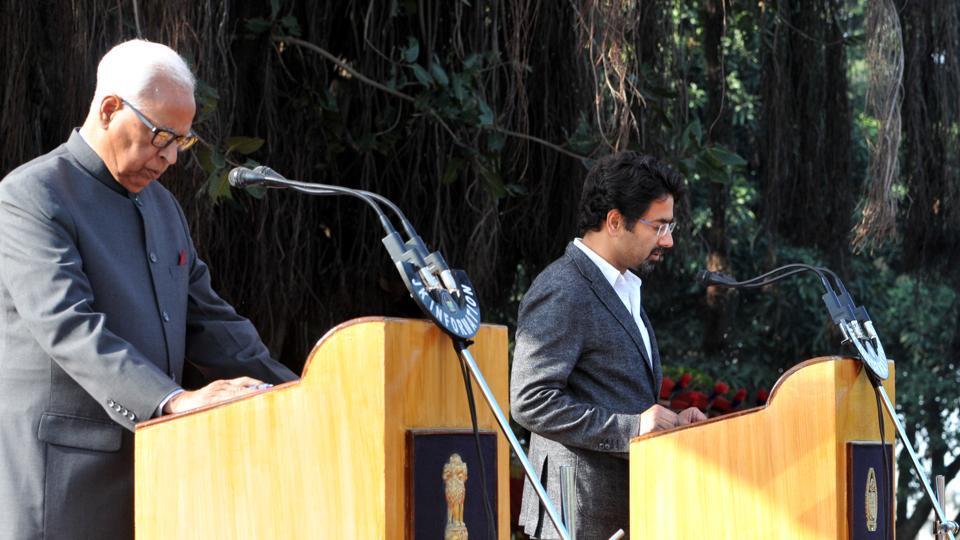 Tassaduq Mufti,Jammu and Kashmir,Mehbooba Mufti