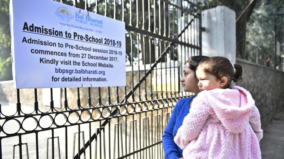 All private unaided recognised schools ,except for minority institutions, have to keep 25% of their total seats reserved for EWS category under the Right to Education (RTE).