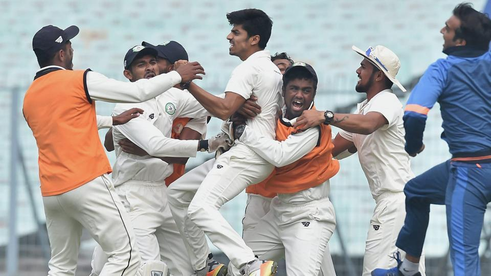 Vidarbha will be playing in their maiden Ranji Trophy final against Delhi in Indore.