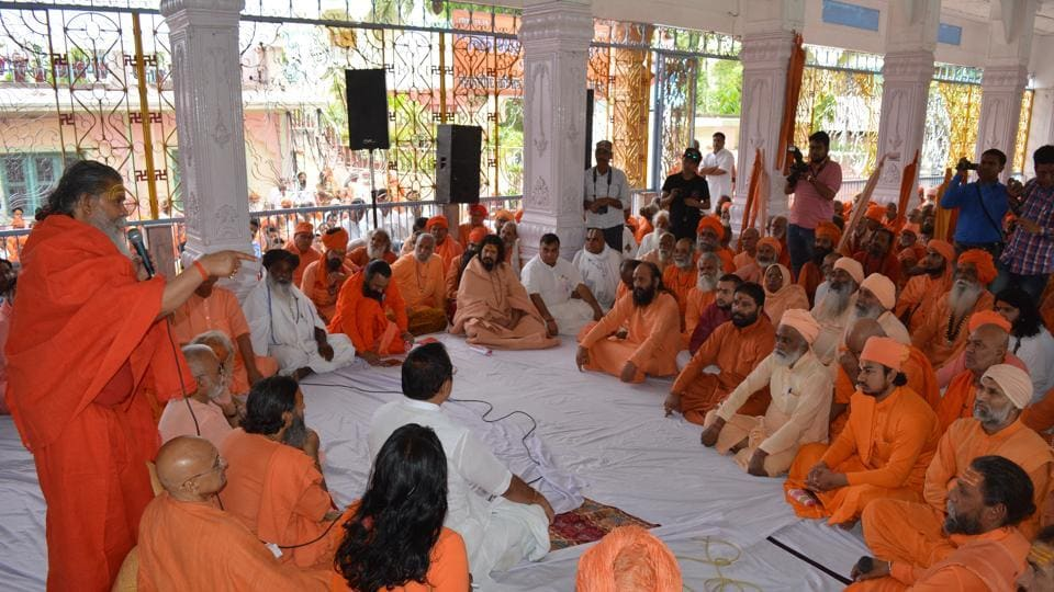 The first list of self-styled godmen was released on September 10.