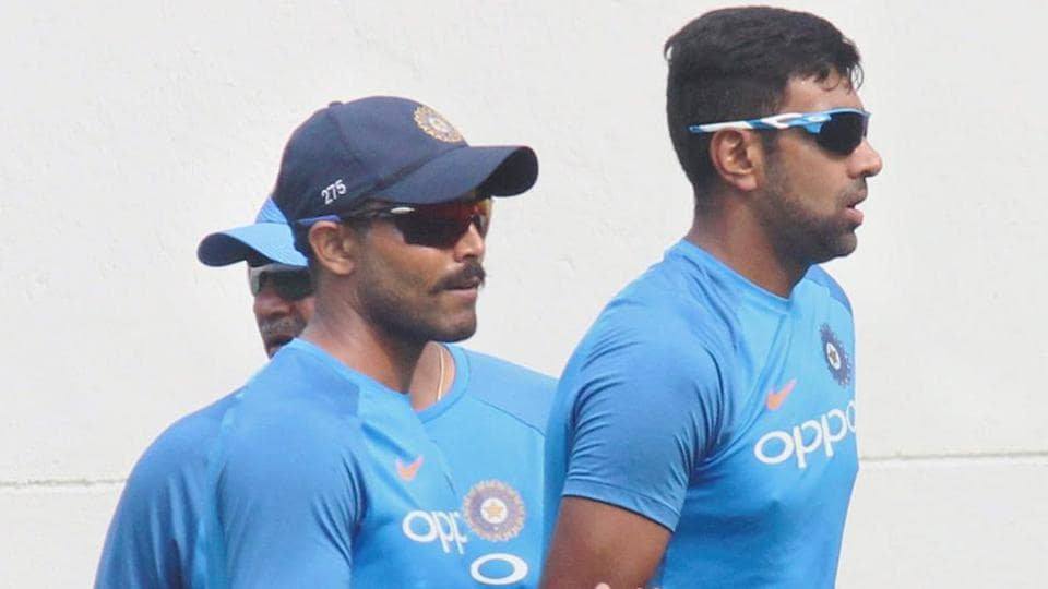 R Ashwin and Ravindra Jadeja have been India's ace spinners for the last couple of years.
