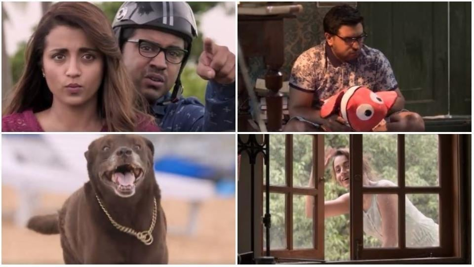 Hey Jude trailer: Nivin Pauly as Jude is set to charm the audience with his innocence.