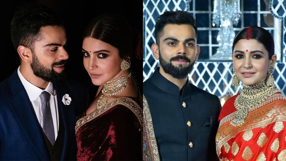 Anushka Sharma Virat Kohli Wedding Vote For Your Favourite