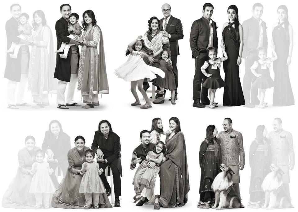 Gautam Gambhir,Natasha Gambhir,parents