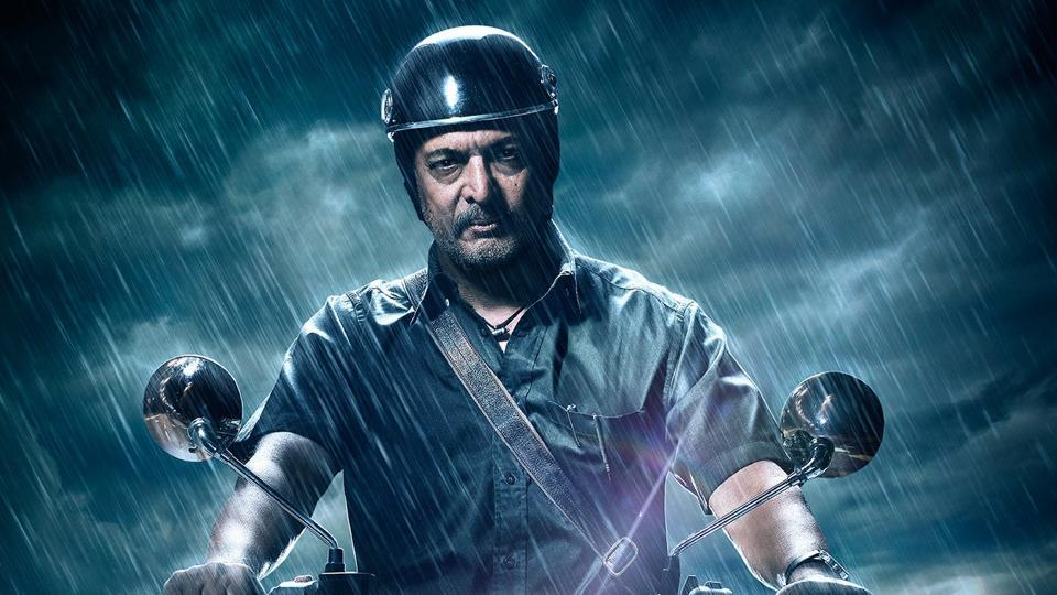 Ajay Devgn Shares Nana Patekars Look In Marathi Film Aapla