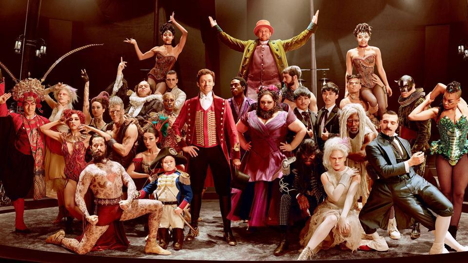 Hugh Jackman is back in a musical with The Greatest Showman, something he has always loved.