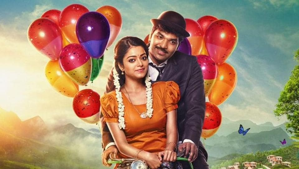 Balloon movie review: Humour serves as a breather in this horror comedy.