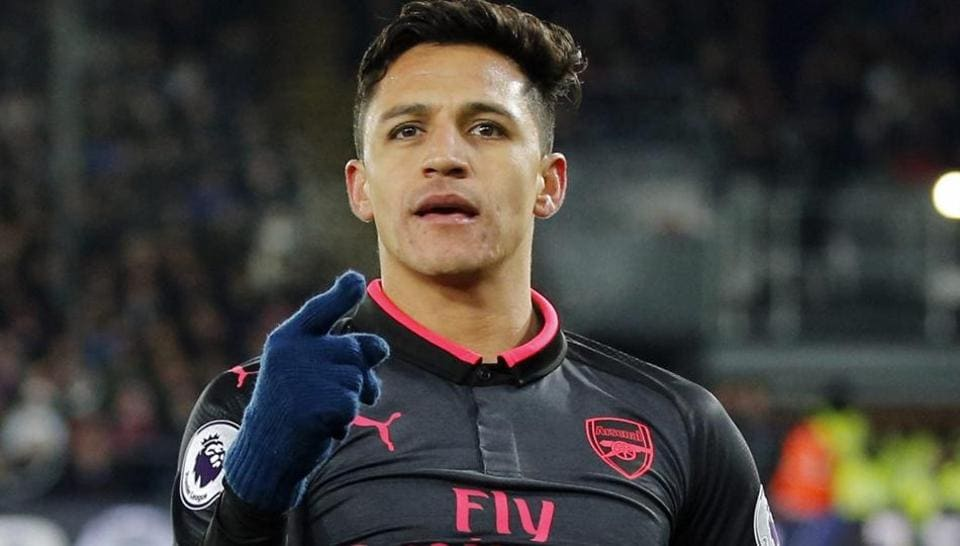 Arsenal boss Wenger repeats Alexis stance: I'm not fearful