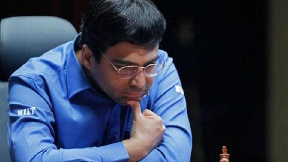 A timeline of Viswanathan Anand's world titles