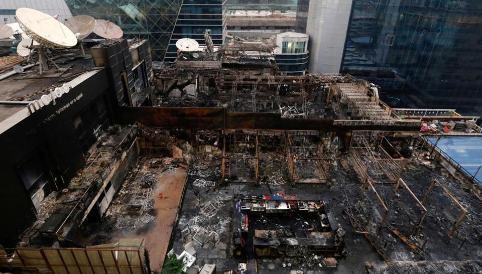 Mumbai fire,Kamala mills,Kamala mills fire