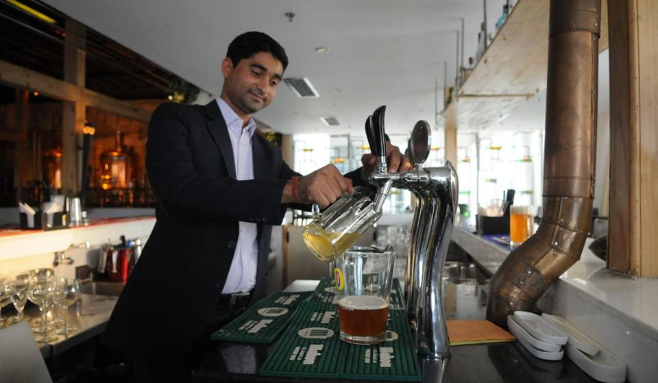 Earlier, the one day liquor license fees was Rs1,500 per venue. The Gurgaon excise department increased this fee to Rs10,000 on April 1, 2015.