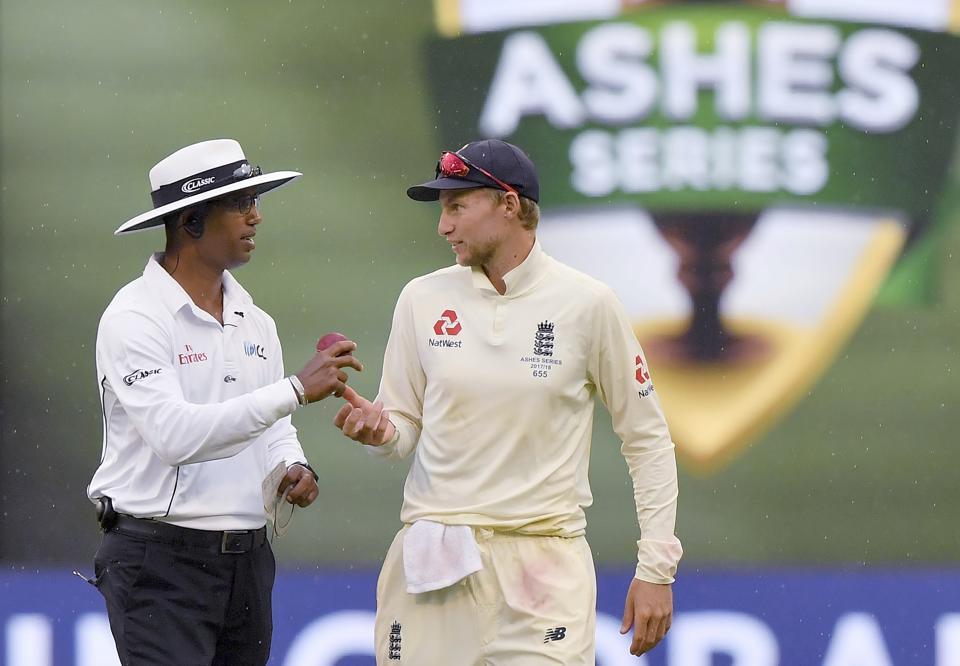 Ashes,Ashes 2017-18,Australia vs England