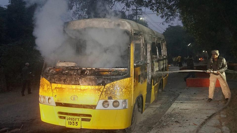 BHU,Banaras Hindu University,BHU violence