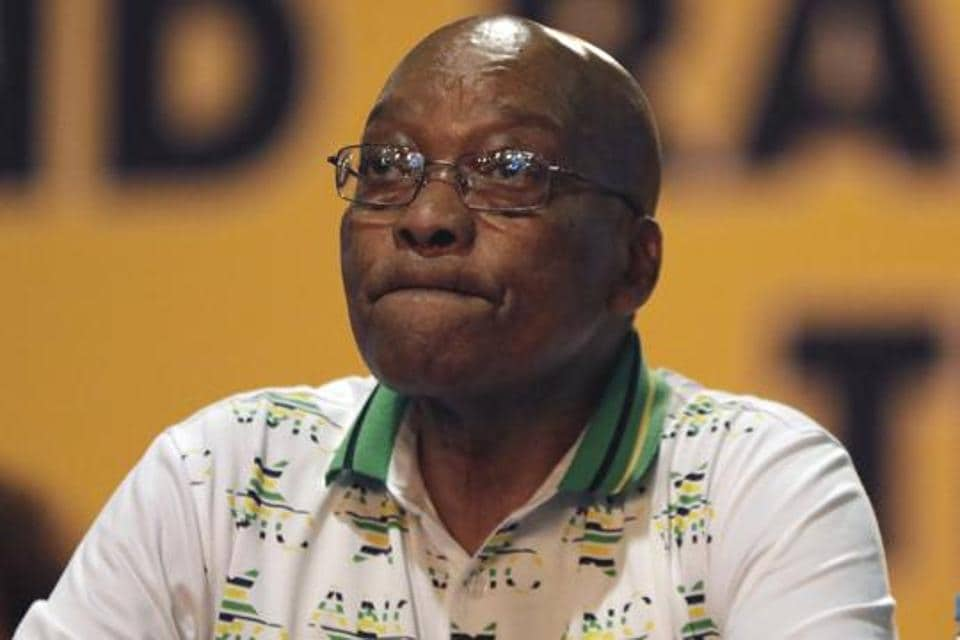 S. Africa's ANC says no date set for recalling Zuma