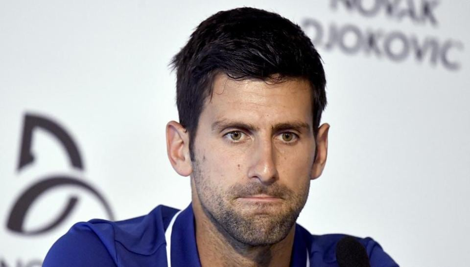 Novak Djokovic has withdrawn from the Abu Dhabi International tournament and has not played since his quarter-final loss in Wimbledon 2017.