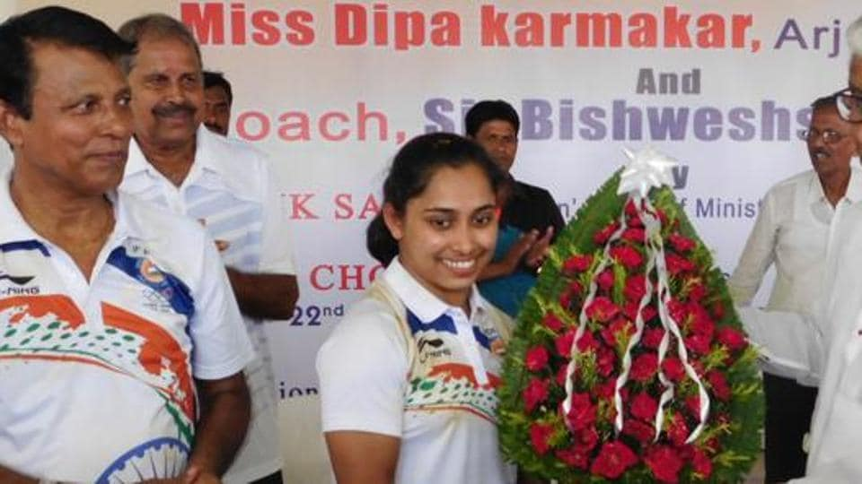 Dipa Karmakar made India proud in gymnastics when she secured a fourth place finish in the 2016 Rio Olympics by performing the dangerous Produnova vault.