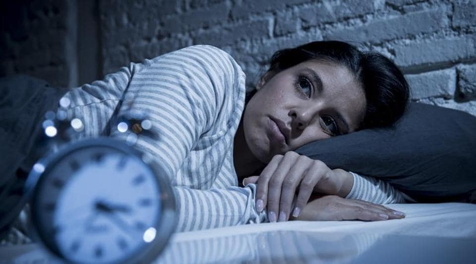 Researchers found that amyloid beta levels in sleep-deprived people were 25 to 30% higher than in those who had slept the night through.