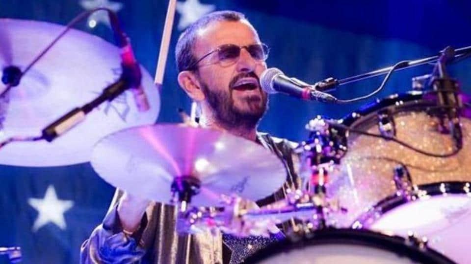 Ringo Starr,Barry Gibb,Beatles