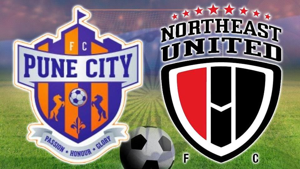 ISL,FCPune City,NorthEast United FC