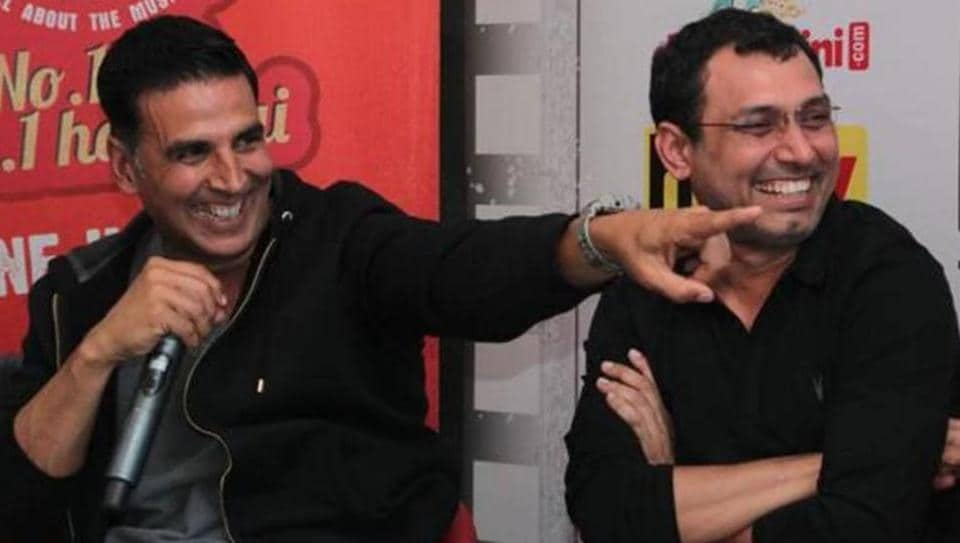 Akshay Kumar and Neeraj Pandey have worked together on many projects.
