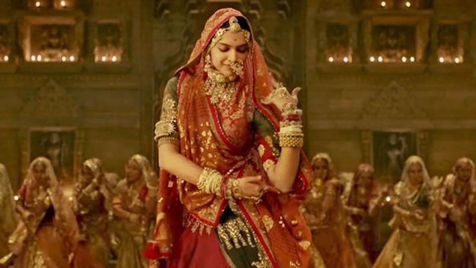 A still from the film Padmavati.