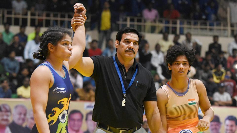 Sakshi Malik,Babita Kumari,Indian wrestling