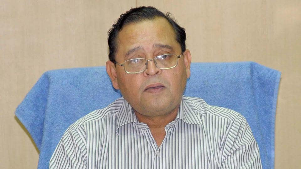 Nihal Chand  Goel, the new chief secretary of Rajasthan.