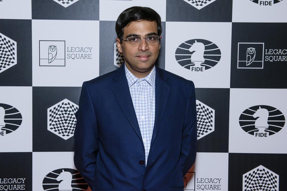 Viswanathan Anand had earlier won gold at World Rapid Chess Championship