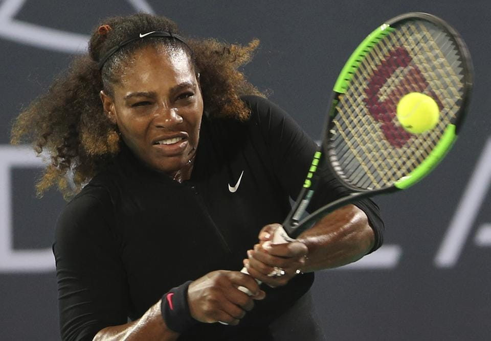 Serena Williams loses in comeback match after pregnancy