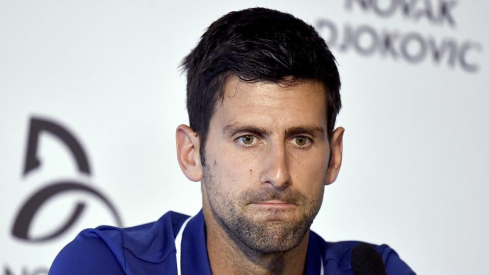 Novak Djokovic's Australian Open in doubt after another injury setback