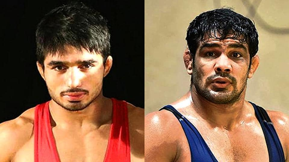 Parveen Rana and Sushil Kumar's supporters were involved in an ugly fight after  2018 Commonwealth Games selection trials in New Delhi on Friday.