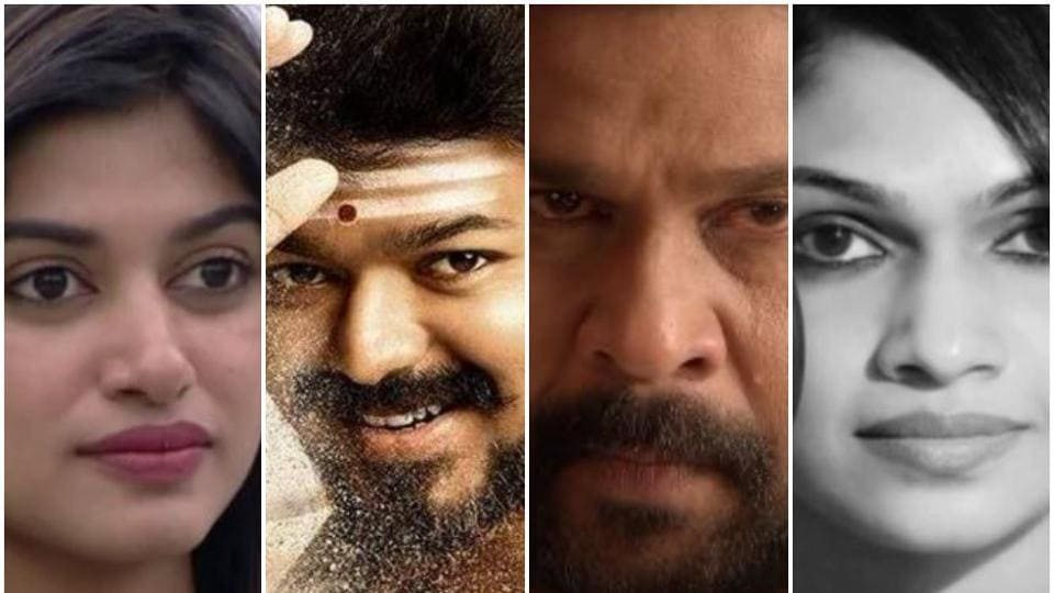 Southern cinema faced many issues in 2017 including Mersal's GST reference, Suchi leaks, Dileep's arrest among others.